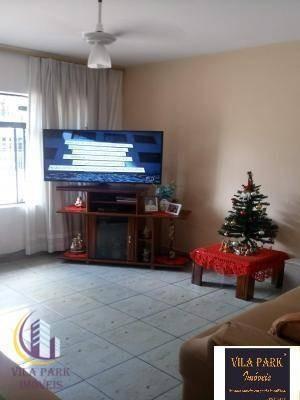 Casa Com 3 Dormitórios À Venda, 150 M² Por R$ 750.000,00 - Vila Campesina - Osasco/sp - Ca0423