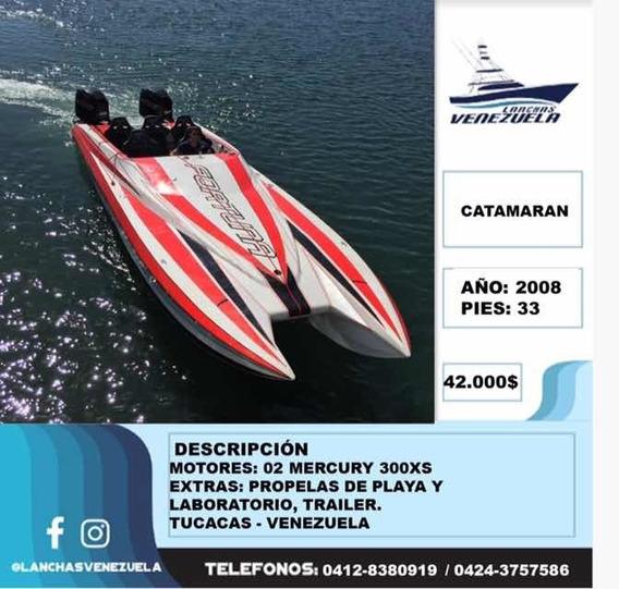 Catamaran 33 Lv57