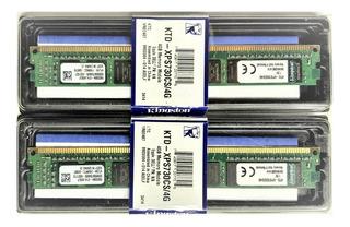 Memoria Para Servidor Dell Kingston Ktd-xps730cs/4g 2x4gb