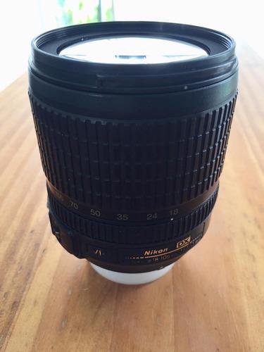 Lente Nikon 18 105mm Usada