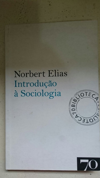 Introdução À Sociologia - Norbert Elias