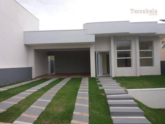 Casa Com 3 Dormitórios À Venda, 160 M² Por R$ 670.000,00 - Condomínio Bosque Dos Cambarás - Valinhos/sp - Ca0224