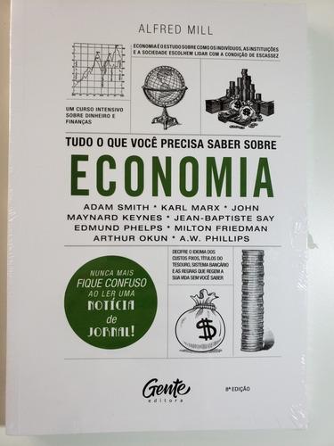 Imagem 1 de 5 de O Que Você Precisa Saber Sobre Economia