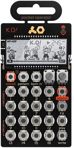 Imagen 1 de 2 de Teenage Engineering Pocket Operator Po-33 K.o! Sintetizador