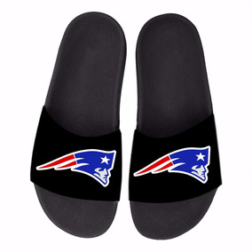 Chinelo Slide Beach New England Patriots Rasteira Sandália