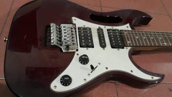 Guitarra Electrica Midlland Atm Permuto Por Electrocustica