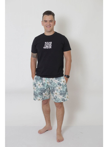 T-shirt - Qrcode - Unissex