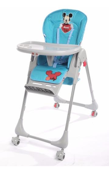 Silla De Comer Bebe Disney 312 Reclinable Babymovil Cuotas