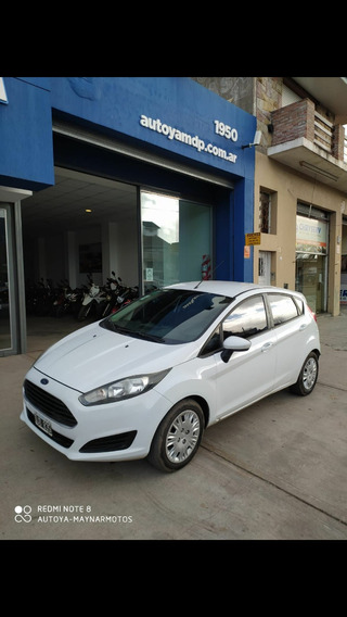 Ford Fiesta 1.6 One Ambiente Plus 98cv 2014