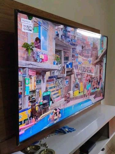 Imagem 1 de 2 de Tv Smart Samsung 4k 60 Polegadas