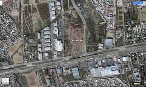 Terreno Comercial En Venta Saltillo