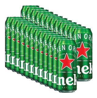 Cerveza Heineken Lata 473 Ml Pack 24 Unidades - Perez Tienda