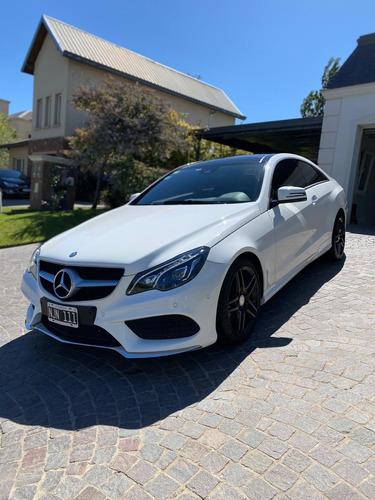 Mercedes-benz Clase E 2013 3.5 E350 Coupe Sport Facelift At