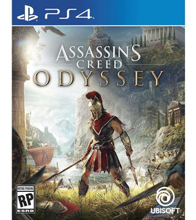 Assassin´s Creed Odyssey Ps4 Juego Cd Original Fisico