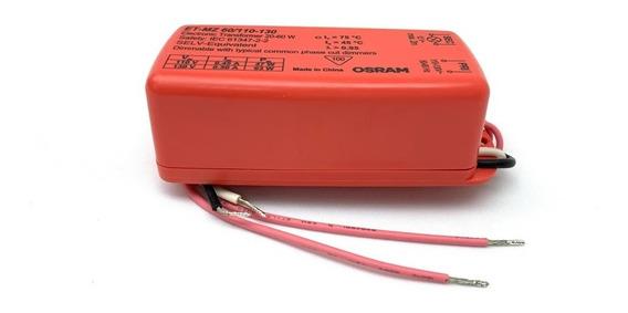 Tranformador Electronico Dicroico 60w 120v
