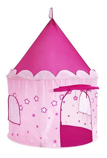Songmics Castillo Tiendas Carpa Playhouse Princesa Rosa Ulpt