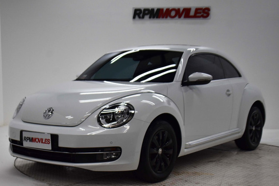 Volkswagen New Beetle 1.4 Dsg Automatico 2015 Rpm Moviles