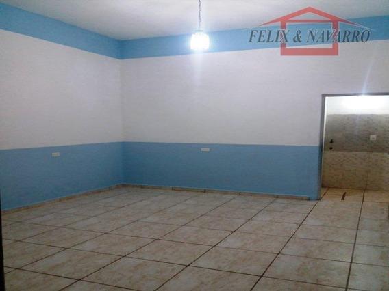 Casa Nova - 02 Comodos E Wc - 634