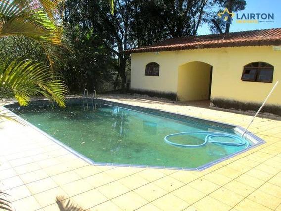 Chácara Com 4 Dormitórios À Venda, 4000 M² - Maracanã - Jarinu Sp - Ch1246