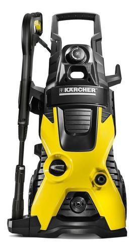 Hidrolavadora Kärcher Home & Garden K5 negra de 2100W con 145bar de presión máxima 230V