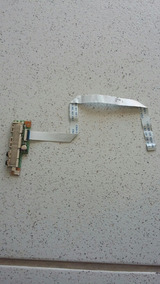 Placa Extensor Usb E Som Notebook Sim+ 2040m