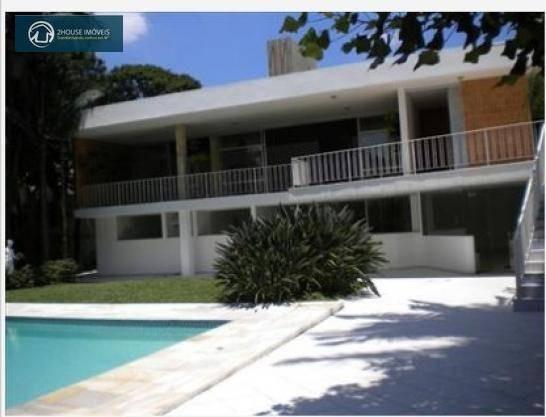 Casa Com 4 Dormitórios À Venda, 800 M² Por R$ 7.500.000,00 - Morumbi - São Paulo/sp - Ca0257