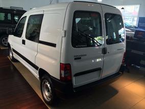 Peugeot Partner 1.6 Hdi Anticipo Y Ctas.entrega Inmediata