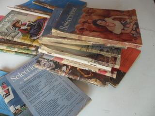 Lote 21 Revistas Selecciones Antigua 1949 1950 Reader Digest