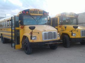 Freightliner Autobuses Escolares