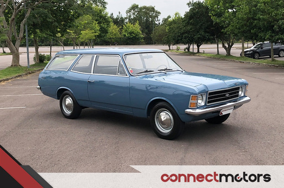 Chevrolet Caravan - 1976 (placa Preta)