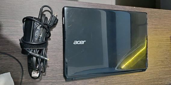 Notebook Acer Aspire E1-470p Toque Na Tela Core I3 Ssd240gb
