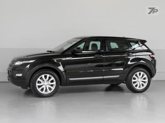 Land Rover Evoque 2.0 16v 4wd Pure 4p Automático