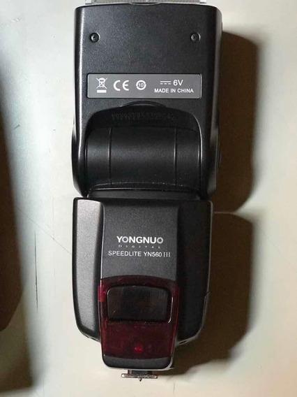 Flash Yongnuo Speedlite Yn560 |||