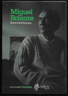 L5621. Miguel Briante. Entrevistas. Borges, Puig, Rulfo, Eco