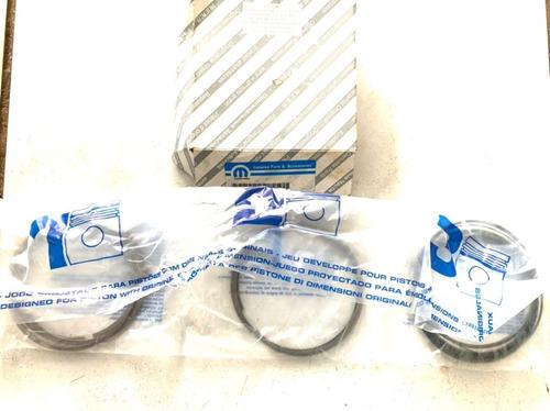 Imagem 1 de 3 de 7087075 Jg Aneis Segm Novo Original Fiat