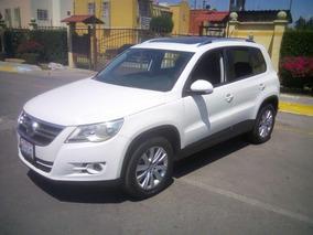 Volkswagen Tiguan 4motion Aut Qc Piel 2.0t 2009