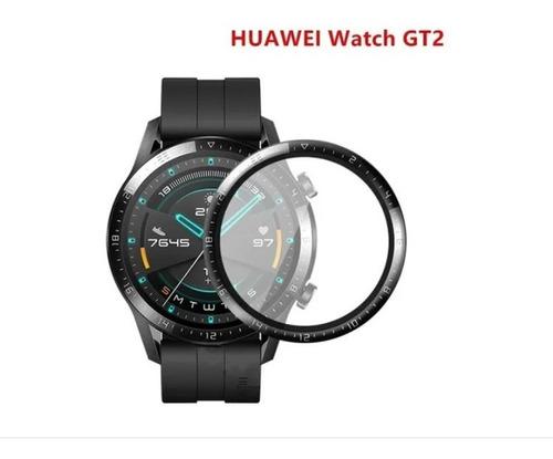 Vidrio Ceramico Protector Huawei Watch Gt2  3d 46mm