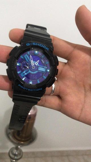Relógio Casio G-shock Anadigi Masculino Ga-110hc-1a
