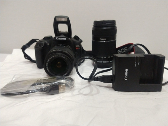 Câmera Canon Eos T6 Rebel Kit