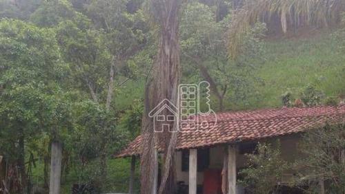 Terreno À Venda, 1401 M² Por R$ 560.000,00 - Loteamento Maravista - Niterói/rj - Te0078