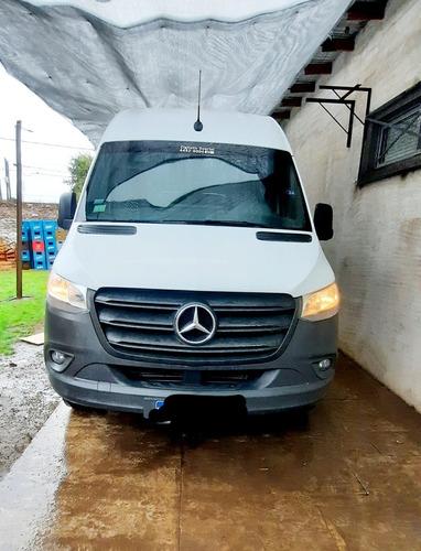 Mercedes-benz Sprinter 2020 416 Cdi Furgón 3665 Mixto 4+1
