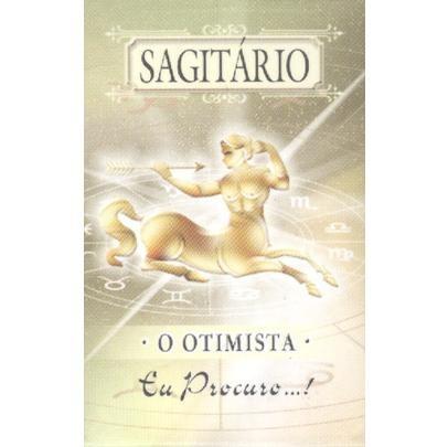 Sagitário - O Otimista - Mini Livros