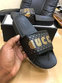 Chancleta Gucci