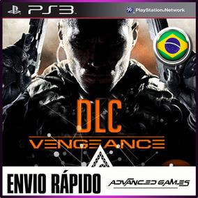 Dlc Vengeance P Cod Bo2 Português - Midia Digital Ps3 Psn