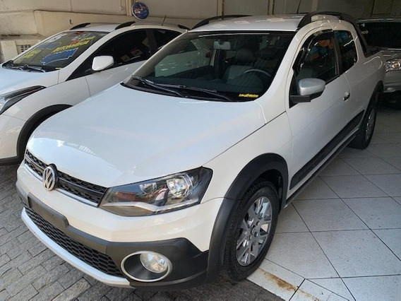 Volkswagen Saveiro Cross Cd 1.6 16v Flex 2015