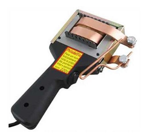 Pistola De Solda 220v 550w Utilizada Para Solda De Induzidos