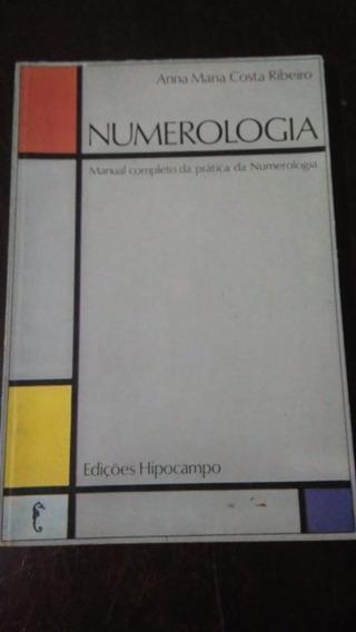 Numerologia Manual Comp Da Práti Da Numerologia Frete Grátis