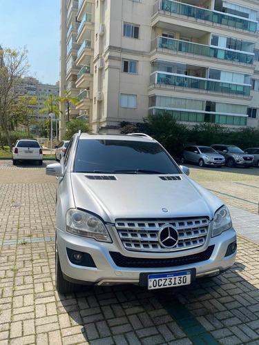 Imagem 1 de 7 de Mercedes-benz Classe Ml 2011 3.0 Cdi 5p