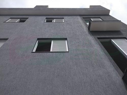 Imagem 1 de 11 de Apartamento S/ Condomínio Em Jardim Santo Alberto - Santo André - 3809