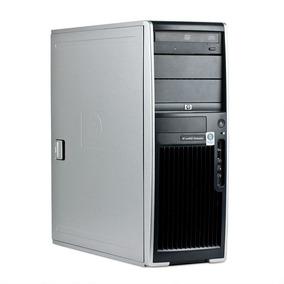 Workstation Hp Xw4600 Quad Core Vga Quadro Fx - 4gb 1tb Sata